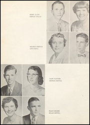 Page 12, 1957 Edition, Sweetwater High School - Bulldog Yearbook (Sweetwater, OK) online yearbook collection