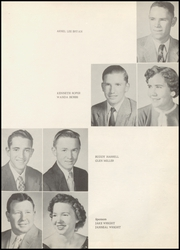 Page 13, 1957 Edition, Sweetwater High School - Bulldog Yearbook (Sweetwater, OK) online yearbook collection