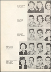 Page 16, 1957 Edition, Sweetwater High School - Bulldog Yearbook (Sweetwater, OK) online yearbook collection