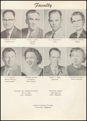 Page 9, 1957 Edition, Sweetwater High School - Bulldog Yearbook (Sweetwater, OK) online yearbook collection