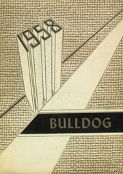 1958 Edition, Sweetwater High School - Bulldog Yearbook (Sweetwater, OK)