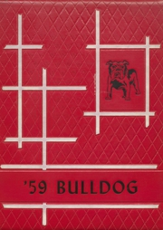 1959 Edition, Sweetwater High School - Bulldog Yearbook (Sweetwater, OK)