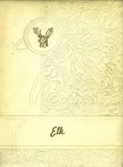 1959 Edition, Burlington High School - Elk Yearbook (Burlington, OK)