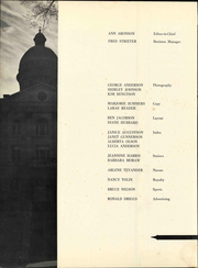 Page 8, 1956 Edition, Augustana College South Dakota - Edda Yearbook (Sioux Falls, SD) online yearbook collection