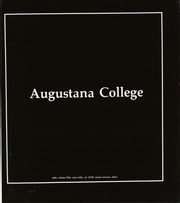 Page 5, 1982 Edition, Augustana College South Dakota - Edda Yearbook (Sioux Falls, SD) online yearbook collection