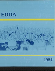 1984 Edition, Augustana College South Dakota - Edda Yearbook (Sioux Falls, SD)