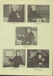 Page 15, 1949 Edition, St Gregorys High School - Cowl Yearbook (Shawnee, OK) online yearbook collection