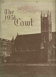 1951 Edition, St Gregorys High School - Cowl Yearbook (Shawnee, OK)
