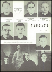Page 15, 1953 Edition, St Gregorys High School - Cowl Yearbook (Shawnee, OK) online yearbook collection