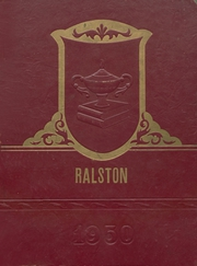 Page 1, 1950 Edition, Ralston High School - Tiger Yearbook (Ralston, OK) online yearbook collection