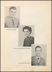 Page 13, 1950 Edition, Ralston High School - Tiger Yearbook (Ralston, OK) online yearbook collection