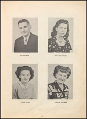 Page 17, 1950 Edition, Ralston High School - Tiger Yearbook (Ralston, OK) online yearbook collection