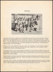 Ralston High School - Tiger Yearbook (Ralston, OK) online yearbook collection, 1950 Edition, Page 30