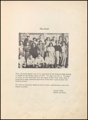 Page 7, 1950 Edition, Ralston High School - Tiger Yearbook (Ralston, OK) online yearbook collection