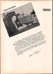 Page 10, 1955 Edition, Mulhall High School - Pirate Yearbook (Mulhall, OK) online yearbook collection