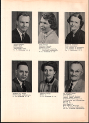 Page 13, 1955 Edition, Mulhall High School - Pirate Yearbook (Mulhall, OK) online yearbook collection