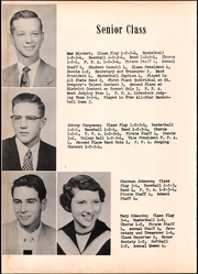 Page 16, 1955 Edition, Mulhall High School - Pirate Yearbook (Mulhall, OK) online yearbook collection