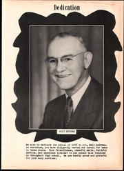 Page 9, 1955 Edition, Mulhall High School - Pirate Yearbook (Mulhall, OK) online yearbook collection