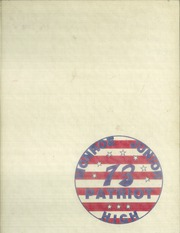 Page 1, 1973 Edition, Monroe Middle School - Patriot Yearbook (Tulsa, OK) online yearbook collection