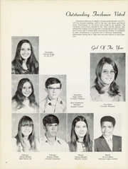 Page 10, 1973 Edition, Monroe Middle School - Patriot Yearbook (Tulsa, OK) online yearbook collection