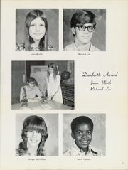 Page 13, 1973 Edition, Monroe Middle School - Patriot Yearbook (Tulsa, OK) online yearbook collection