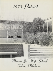 Page 5, 1973 Edition, Monroe Middle School - Patriot Yearbook (Tulsa, OK) online yearbook collection