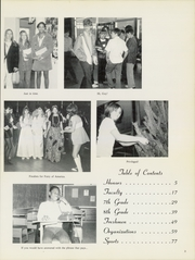Page 7, 1973 Edition, Monroe Middle School - Patriot Yearbook (Tulsa, OK) online yearbook collection
