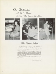 Page 8, 1973 Edition, Monroe Middle School - Patriot Yearbook (Tulsa, OK) online yearbook collection