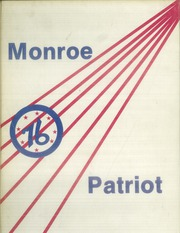 Page 1, 1976 Edition, Monroe Middle School - Patriot Yearbook (Tulsa, OK) online yearbook collection