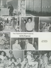 Page 5, 1976 Edition, Monroe Middle School - Patriot Yearbook (Tulsa, OK) online yearbook collection