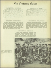 Page 127, 1948 Edition, Marquette High School - Marque Yearbook (Tulsa, OK) online yearbook collection