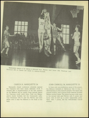 Page 135, 1948 Edition, Marquette High School - Marque Yearbook (Tulsa, OK) online yearbook collection