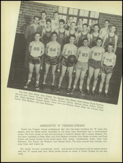 Page 140, 1948 Edition, Marquette High School - Marque Yearbook (Tulsa, OK) online yearbook collection