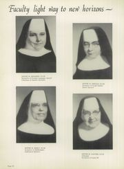 Page 14, 1957 Edition, Marquette High School - Marque Yearbook (Tulsa, OK) online yearbook collection