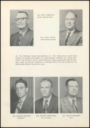Page 10, 1953 Edition, Yarbrough School - El Lobo Yearbook (Goodwell, OK) online yearbook collection