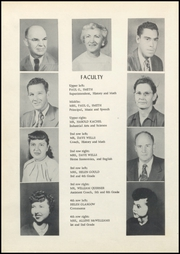 Page 12, 1953 Edition, Yarbrough School - El Lobo Yearbook (Goodwell, OK) online yearbook collection
