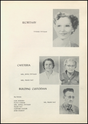 Page 13, 1953 Edition, Yarbrough School - El Lobo Yearbook (Goodwell, OK) online yearbook collection