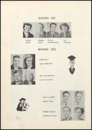 Page 16, 1953 Edition, Yarbrough School - El Lobo Yearbook (Goodwell, OK) online yearbook collection