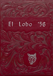 1956 Edition, Yarbrough School - El Lobo Yearbook (Goodwell, OK)