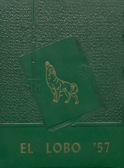 1957 Edition, Yarbrough School - El Lobo Yearbook (Goodwell, OK)