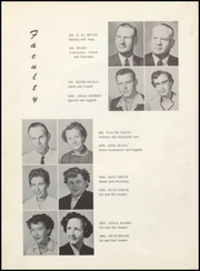 Page 12, 1958 Edition, Yarbrough School - El Lobo Yearbook (Goodwell, OK) online yearbook collection