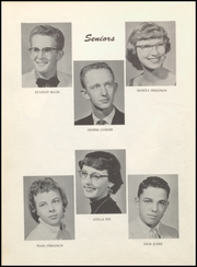 Page 14, 1958 Edition, Yarbrough School - El Lobo Yearbook (Goodwell, OK) online yearbook collection