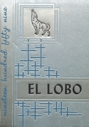 1959 Edition, Yarbrough School - El Lobo Yearbook (Goodwell, OK)
