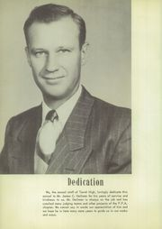 Page 10, 1954 Edition, Terral High School - Indian Yearbook (Terral, OK) online yearbook collection