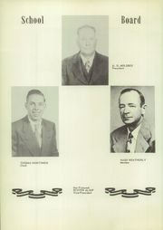 Page 12, 1954 Edition, Terral High School - Indian Yearbook (Terral, OK) online yearbook collection
