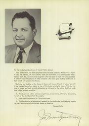 Page 13, 1954 Edition, Terral High School - Indian Yearbook (Terral, OK) online yearbook collection