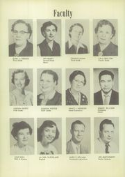 Page 14, 1954 Edition, Terral High School - Indian Yearbook (Terral, OK) online yearbook collection