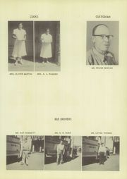 Page 15, 1954 Edition, Terral High School - Indian Yearbook (Terral, OK) online yearbook collection