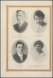 Page 10, 1917 Edition, Ramona High School - El Lobo Yearbook (Ramona, OK) online yearbook collection