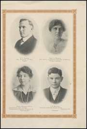 Page 11, 1917 Edition, Ramona High School - El Lobo Yearbook (Ramona, OK) online yearbook collection
